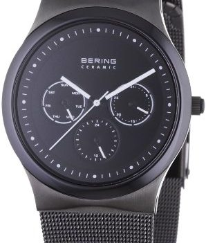 Armbanduhr schwarz | schwarze armabnduhr kermaik