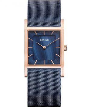 Armbanduhr Damen mit Milanaiseband
