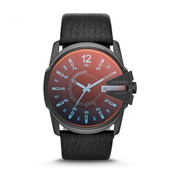 Armbanduhr | weltzeituhr | schwarze Armbanduhr