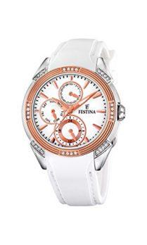Festina Uhr | Damenuhr Festina | Weiße Damenuhr | Weiße Armbanduhr