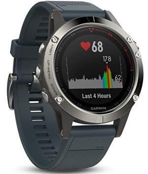 garmin sportuhr | Armbanduhr mit GPS und Herzfrequenz | outdoornavigation Armbanduhr