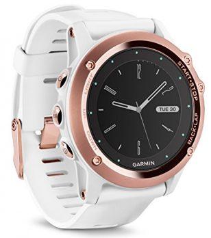Sportuhr damen | weiße armbanduhr