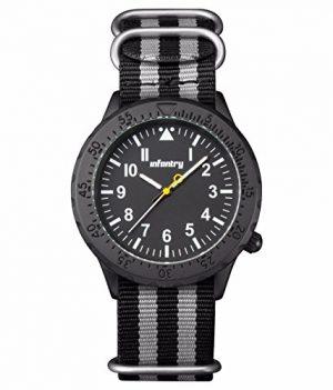 Herren Armbanduhr out door | multifunktionsuhr | schwarze out door uhr