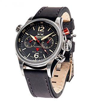 Ingersoll uhr | armbanduhr ingersoll | Herren Automatikuhr | Lederarmbanduhr herren