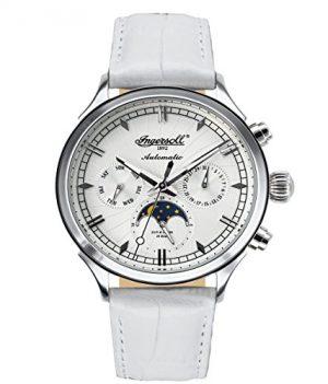 Ingersoll armbanduhr | damenuhr ingersoll | weiße armbanduhr damen | Automatik armbanduhr