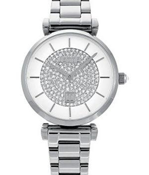 Jette Uhr   Armbanduhr Jette   Damenuhr Jette   Armbanduhr damen silber-weiß