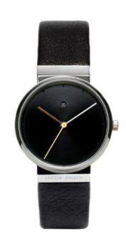 Jacob Jensen Uhr | Armbanduhr Jacob Jensen | schwarze Armbanduhr
