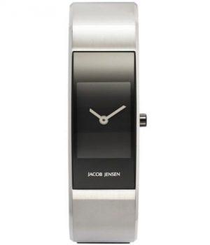 Jacob Jensen Uhr | Armbanduhr Jacob Jensen Uhr | Damenuhr edelstahl