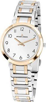 Jacques Lemans Uhr | Damenuhr Jacques Lemans | Armbanduhr Jacques Lemans