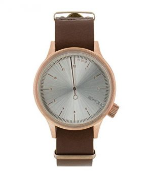 Komono Uhr | Armbanduhr Komono | Damenuhr Komono | braune herrenuhr