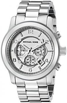 Armbanduhr | Silberne Armbanduhr