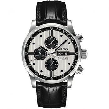 Armbanduhr | Leder Armbanduhr | Schwarze Lederarmbanduhr