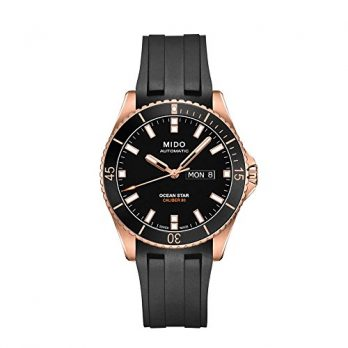 Mido Uhr | Armbanduhr Mido | Herrenuhr Mido | schwarz automatik armbanduhr