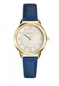 Morgan Uhr | Armbanduhr Morgan | Damenuhr Morgan | blaue armbanduhr