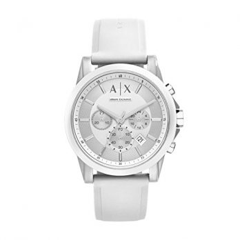 Armani exchange | Armbanduhr Damen hell