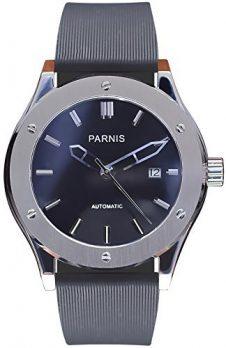 Herrenuhr mit Saphirglas | Armbanduhr mit Saphirglas | Parnis Uhren | Armbanduhr Parnis | Herrenuhr Parnis
