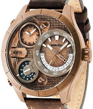 Police Uhr | Armbanduhr Police | Herrenuhr Police | Armbanduhr Herren braun
