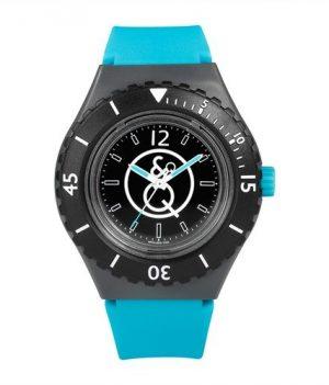 Quest & Quality Uhr | Armbanduhr Quest & Quality | hellblaue armbanduhr