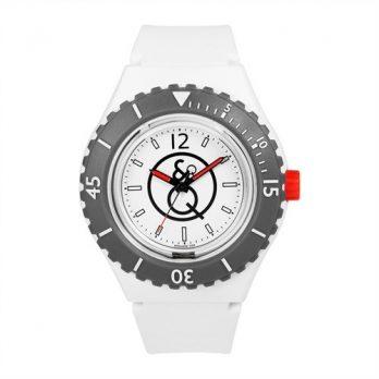 Quest & Quality Uhr | Armbanduhr Quest & Quality | weiße Armbanduhr