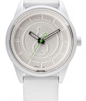 Quest & Quality Uhr | Armbanduhr Quest & Quality | weiße armbanduhr | Solaruhr | Armbanduhr mit Solarfunktion