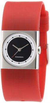 Rosendahl Uhr | Armbanduhr Rosendahl | Damenuhr Rosendahl | rote damenuhr