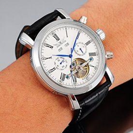Elegante Automatik Armbanduhr