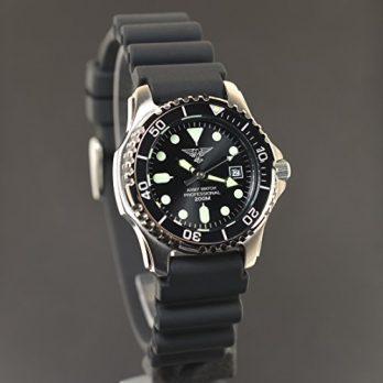 taucheruhr | armbanduhr für taucher | armbanduhr 200m waserdicht | schwarze armbanduhr