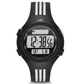 adidas armbanduhr | schwarze armbanduhr | herrenuhr schwarz | Armbanduhr digital- damtum-licht-Arlam-timer
