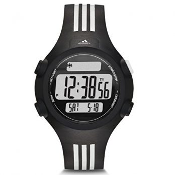 adidas armbanduhr | schwarze armbanduhr | herrenuhr schwarz | Armbanduhr digital- datum-licht-Arlam-timer