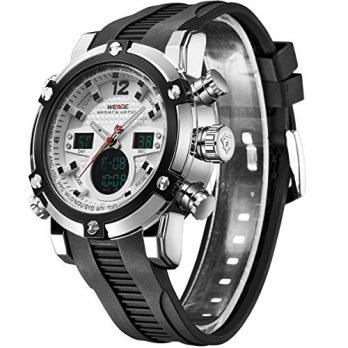 Armbanduhr schwarz | taucheruhr | armbanduhr für taucher