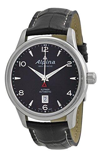 alpina alpiner automatic herrenuhr al 525b4e6. Black Bedroom Furniture Sets. Home Design Ideas