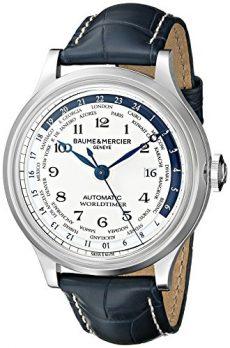 Baume & Mercier Uhren | Armbanduhr Lederarmband