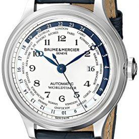 Baume & Mercier Uhren   Armbanduhr Lederarmband