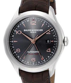 Baume & Mercier Uhren | Armbanduhr leder braun