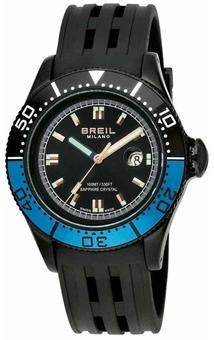 Breil armbanduhr | herrenuhr schwarz blau