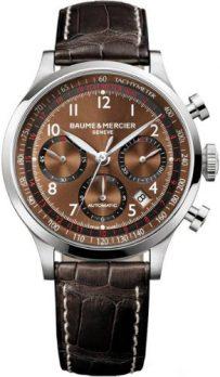 Baume & Mercier Uhren | Herren armbanduhr
