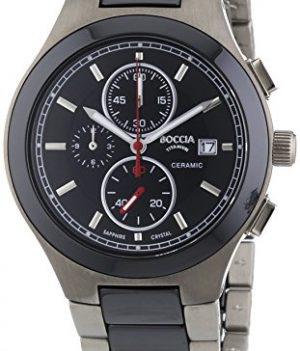 herren armbanduhr | titanium chronographen uhr