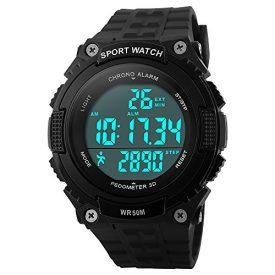 Digitale Armbanduhr   Armbanduhr digital