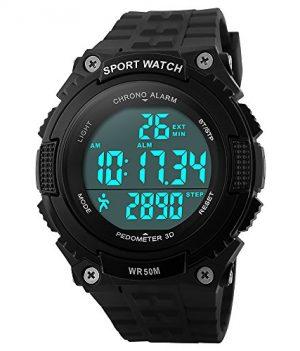 Digitale Armbanduhr | Armbanduhr digital