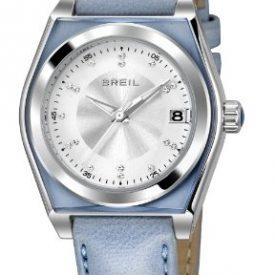 Breil armbanduhr | damenuhr blau