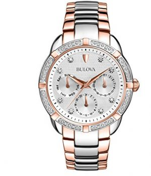 Bulova Uhr | Armbanduhr damen | edelstahl armbanduhr damen | ladies uhr