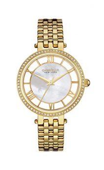 Caravelle New York Uhren | damenuhr edelstahl