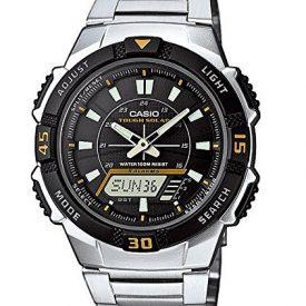 herrenuhr | solaruhr | armbanduhr silber mit solarfunktion