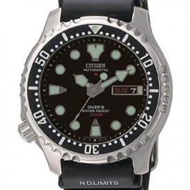 Citizen Uhr   Armbanduhr schwarz