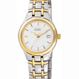 Citizen Uhr   Armbanduhr Citizen   Damen Armbanduhr edelstahl