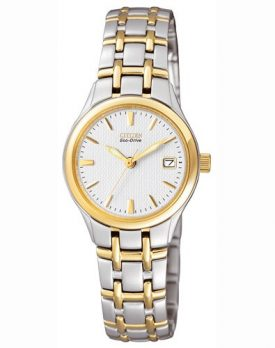 Citizen Uhr | Armbanduhr Citizen | Damen Armbanduhr edelstahl