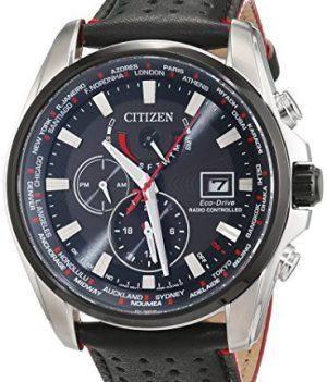 Citizen Uhr | Armbanduhr Herren Leder | Leder Herrenuhr