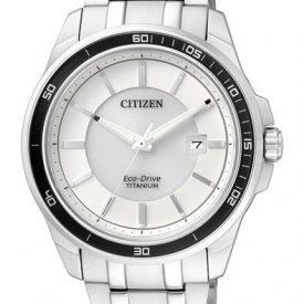 Citizen Uhr   Herrenarmbanduhr hell   analog-quarz titan Uhr herren   helle armbanduhr herren