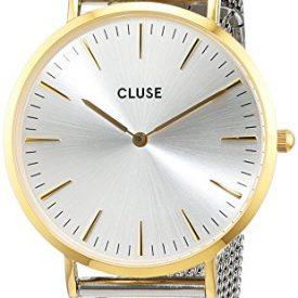 Cluse Uhr   Damenuhr silber