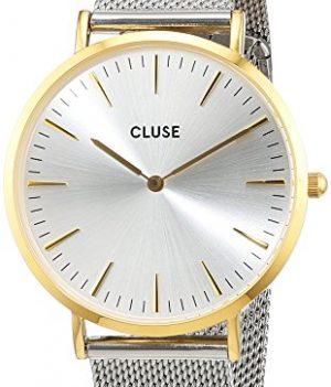 Cluse Uhr | Damenuhr silber